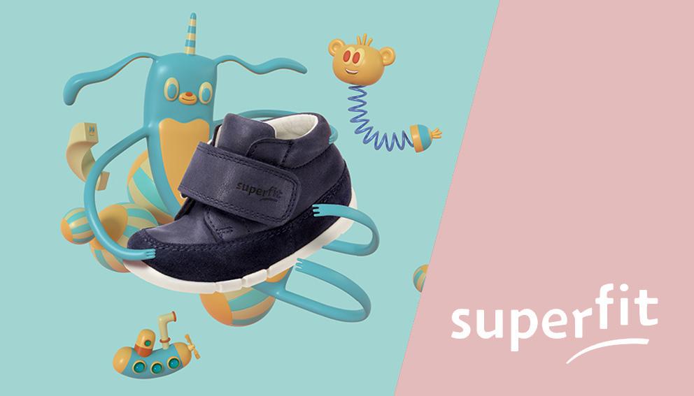 Superfit otroška obutev